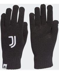 adidas Juventus Gloves - Black