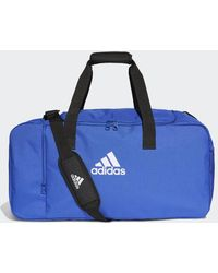 adidas Tiro Duffelbag M - Blau