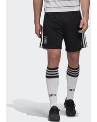 adidas Duitsland Thuisshort - Zwart