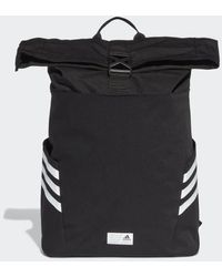 adidas Classic Roll-top Backpack - Black