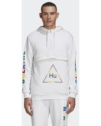 Adidas PW HU Hiking Loose High Neck Dress Black