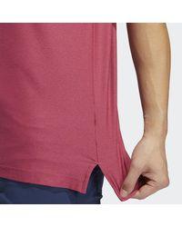 adidas Go-to Poloshirt - Roze