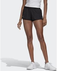 adidas Club Short - Zwart