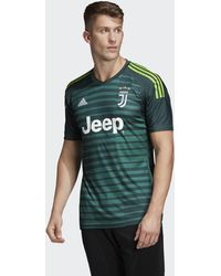 ae8d3b3c953 adidas Juventus 3-stripe Polo Shirt in Gray for Men - Lyst
