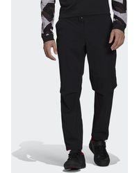 adidas Pantalón Five Ten TrailX - Negro