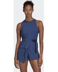 adidas Terrex Hike Jumpsuit - Blauw