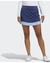 adidas Gonnellino Ultimate365 Printed Knit - Blu