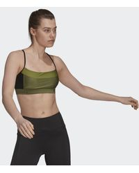 adidas Karlie Kloss Bikinitopje - Groen