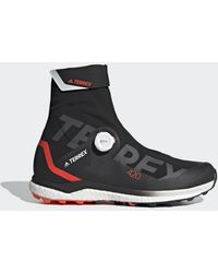 adidas Terrex Agravic Tech Pro Trail Running Schoenen - Zwart