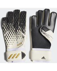 adidas Predator 20 Match Torwarthandschuhe - Mettallic
