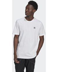 adidas Loungewear Adicolor Essentials Trefoil T-shirt - Wit