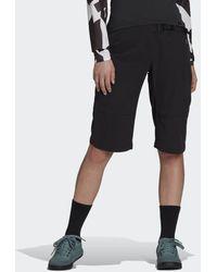 adidas Five Ten Bike Trailx Bermuda Short - Zwart