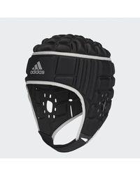 adidas Rugby Hoofdbeschermer - Zwart