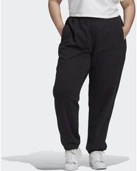 adidas Pantaloni Cuffed - Nero