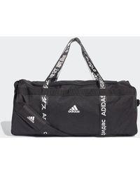 adidas 4ATHLTS Duffelbag L - Schwarz