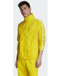 adidas SST Windbreaker - Gelb