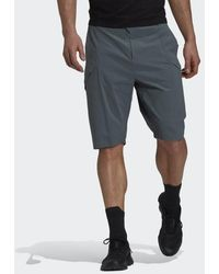 adidas - Terrex Hike Shorts - Lyst