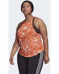 adidas Univ Tanktop - Oranje