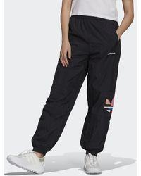 adidas Pantalon de survêtement Adicolor Shattered Trefoil - Noir