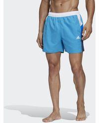 adidas Short da nuoto Colorblock CLX - Blu