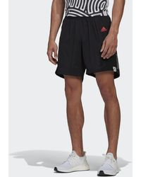 adidas Tokyo Run Shorts - Schwarz