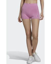 adidas 2000 Luxe Short - Paars