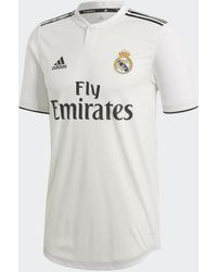 "adidas Trikot ""Real Madrid Home Jersey"" Saison 2018/2019 - Weiß"