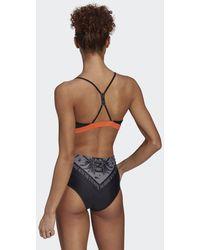 adidas Sh3.ro Festivibes Wow Bikinitopje - Zwart