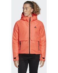 adidas Dp Insulated Winter Jack - Rood
