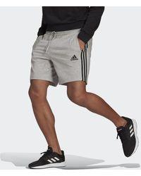 adidas Aeroready Essentials 3-stripes Short - Grijs