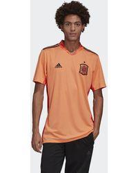 adidas Maglia Goalkeeper Spain - Arancione