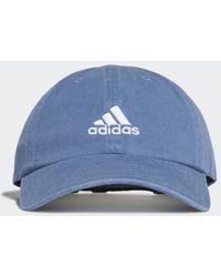 adidas Casquette Dad - Bleu
