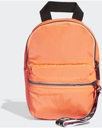 adidas Mini Rucksack - Orange