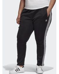 adidas Primeblue Sst Trainingsbroek (grote Maat) - Zwart