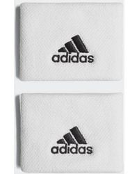 adidas Tennis Polsband Small - Wit