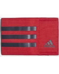 adidas Voetbal Aanvoerdersband - Rood