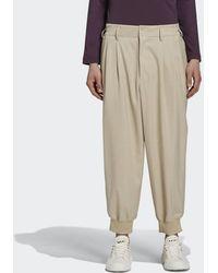 adidas - Y-3 Classic Cuffed Pants - Lyst