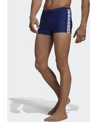 adidas Tapered Swim Briefs - Blue