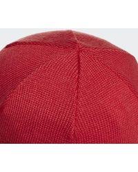adidas Belgien Mütze - Rot