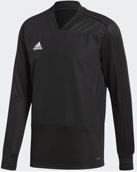 adidas - Trainingsshirt Core 18 - Lyst