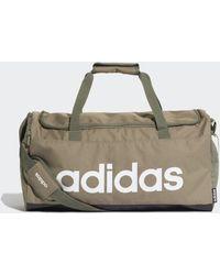 adidas Linear Duffelbag - Grün