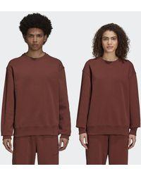 adidas Pharrell Williams Basics Sweatshirt (uniseks) - Bruin