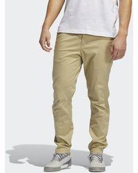 adidas - Pantaloni adicross Chino - Lyst