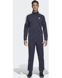 adidas Team Sports Trainingspak - Blauw
