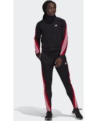 adidas Sportswear Teamsport Track Suit - Black