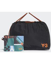 adidas Y-3 Beach Tas - Zwart