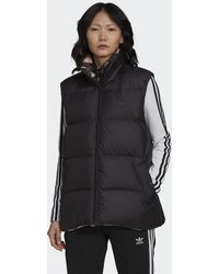 adidas Marimekko Down Puffer Vest - Black