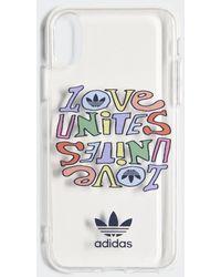 adidas Pride Allover Print Iphone X/xs Snapcase - Groen