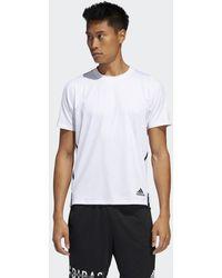 adidas - FreeLift Primeblue T-Shirt - Lyst