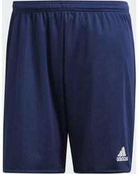adidas Parma 16 Shorts - Blue